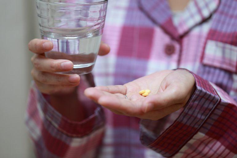 服用されている薬について